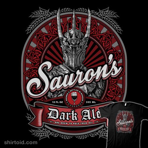 Sauron's Dark Ale