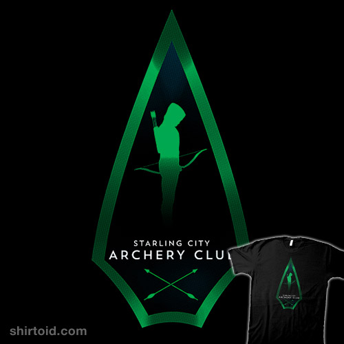 Starling City Archery Club