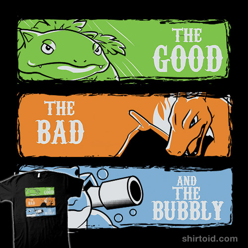 The Good, The Bad, and The Bubbly