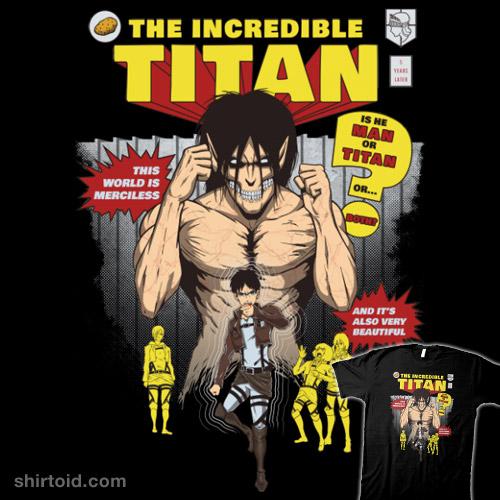 The Incredible Titan