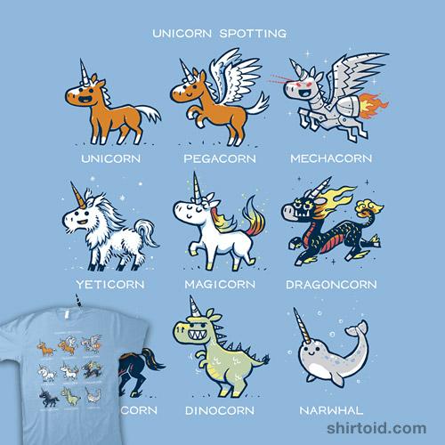 Unicorn Spotting