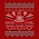 Damn Fine Sweater