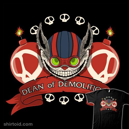Dean of Demolition