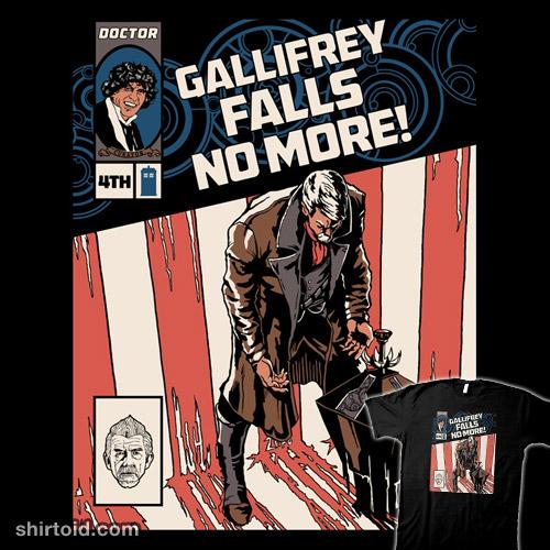 Gallifrey Falls No More!