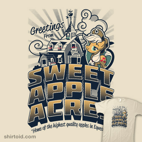 Greetings from Sweet Apple Acres