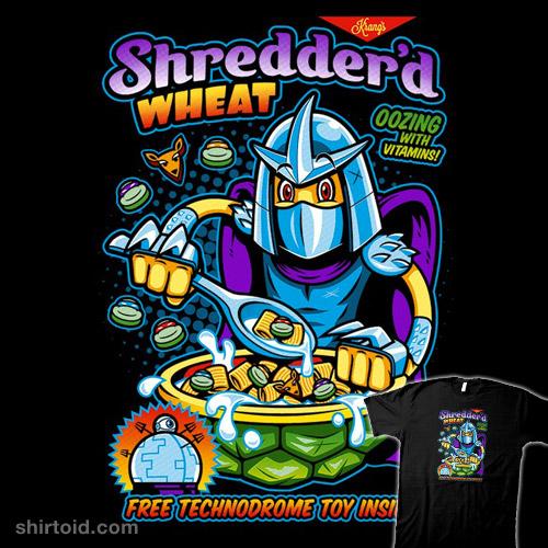 Shreddered Wheat