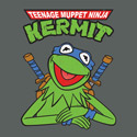 Teenage Muppet Ninja Kermit