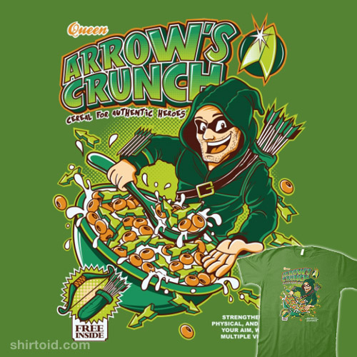 Arrow's Crunch