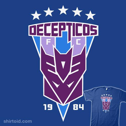 Decepticos Soccer