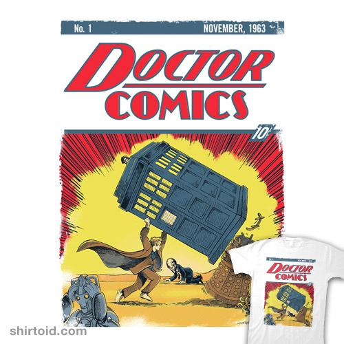 Dr Comics #1