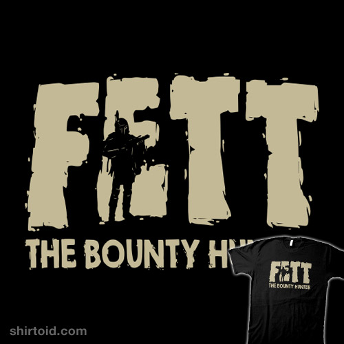 Fett, The Bounty Hunter