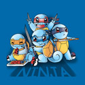 Ninja Squirtles