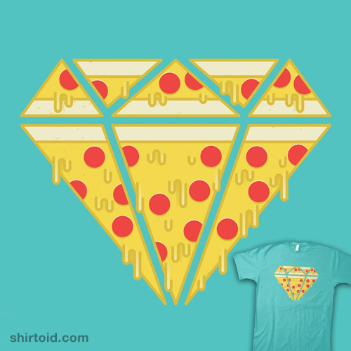 Pizzas Are Forever