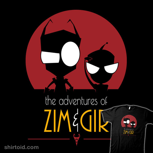 The Adventures of Zim & Gir