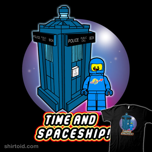 Time and Spaceship