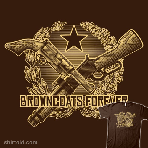 Browncoats Forever