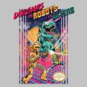 Dinosaurs vs. Robots vs. Aliens