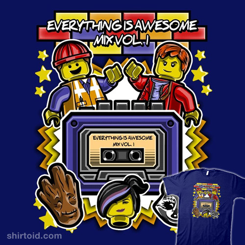 Everything is Awesome Mix Vol. 1