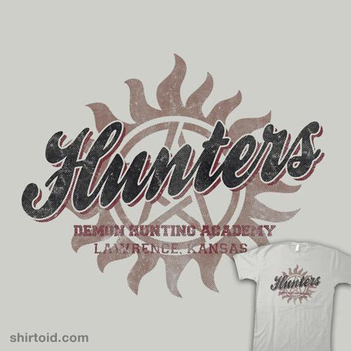 Hunter's Academy
