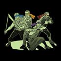 Middle Aged Renaissance Ninja Artists