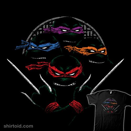 Mutant Ninja Brothers