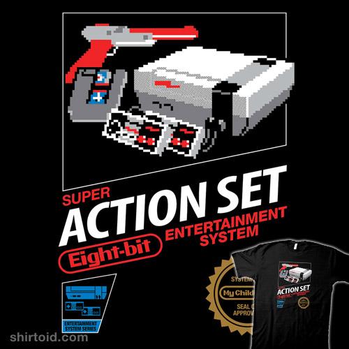 Super Action Set