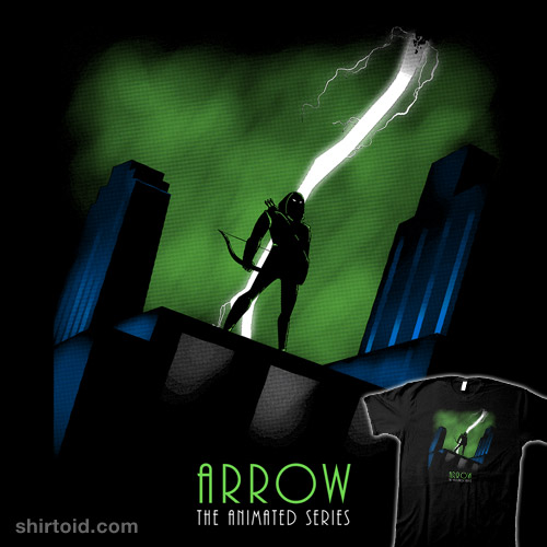 Arrow: The Animated Series