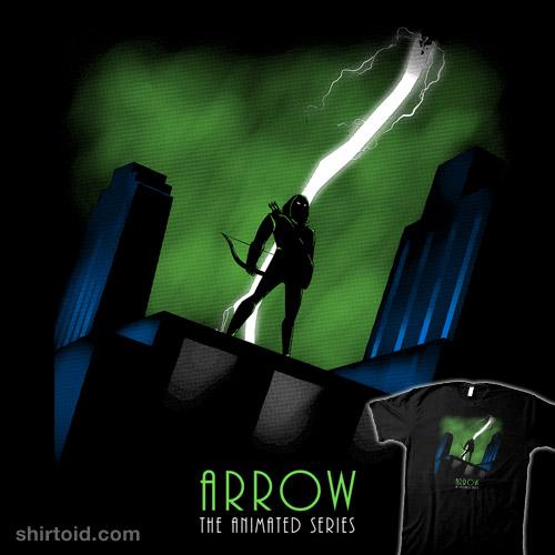 Arrow: The Animated Series | Shirtoid