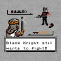 Black Knight Battle