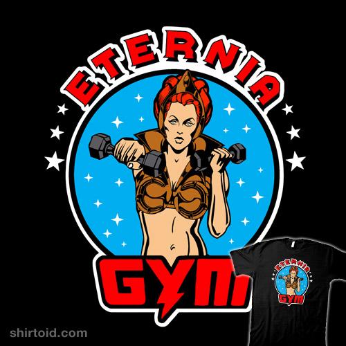 Eternia Gym – Teela
