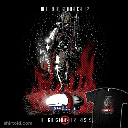Ghostbuster Rises
