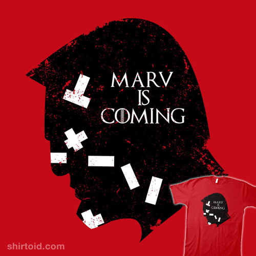 Marv is Coming
