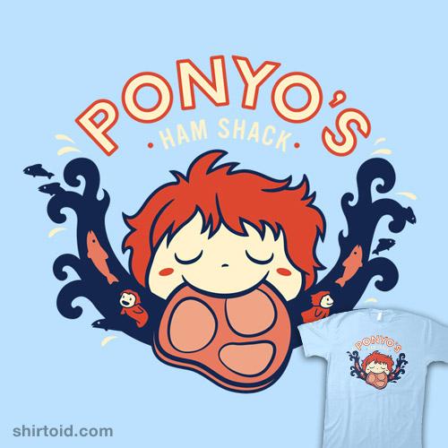 Ponyo's Ham Shack