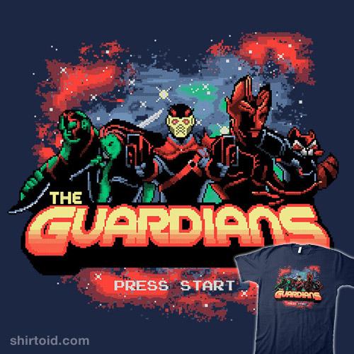 Retro Guardians