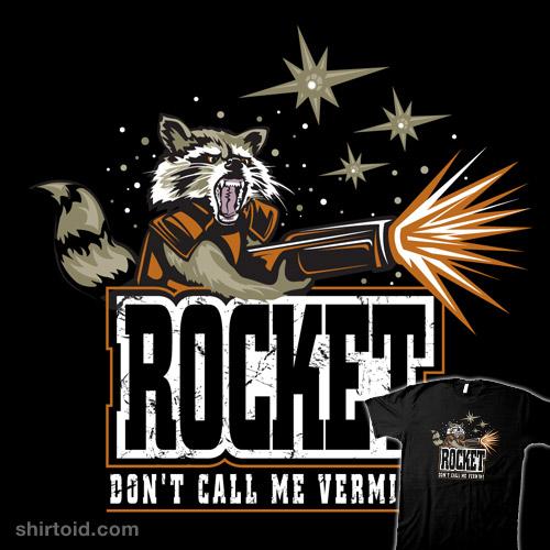 ROCKET – Don't Call Me Vermin!
