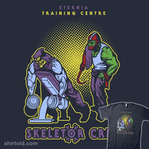 Skeletor Crew
