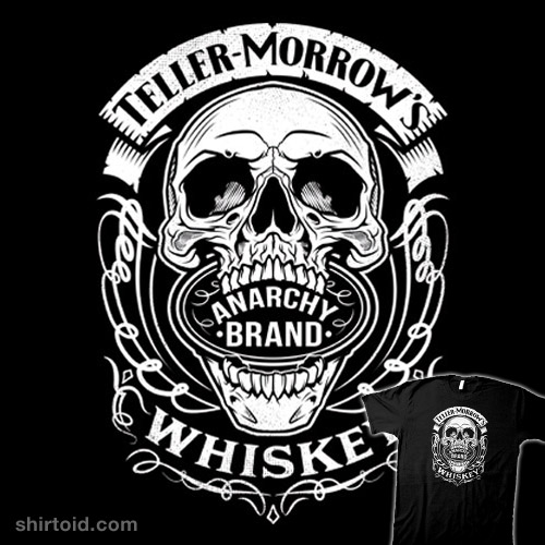 Teller-Morrows Whiskey