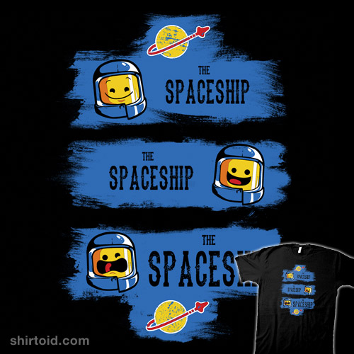 The Good, the Bad, and the Spaceship