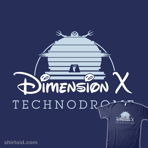 The Happiest Place in Dimension X