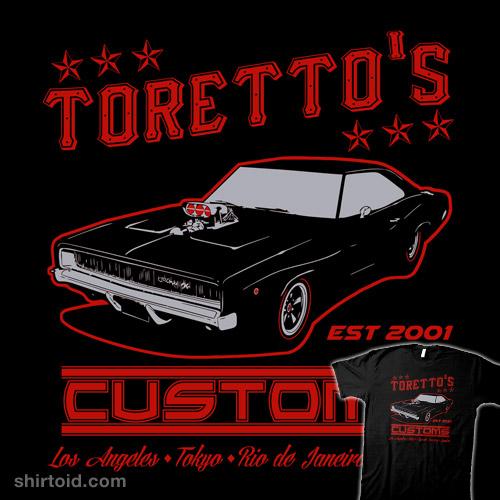 Toretto's Customs