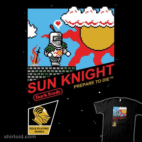 8-Bit Sun Knight