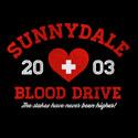 Blood Drive 2003