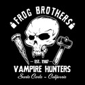 Frog Brothers Vampire Hunters