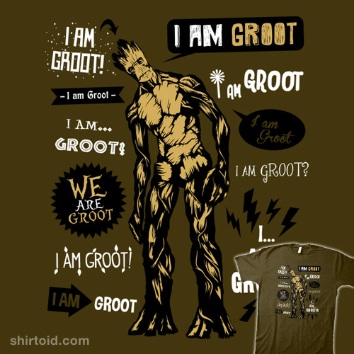 Groot Famous Quotes