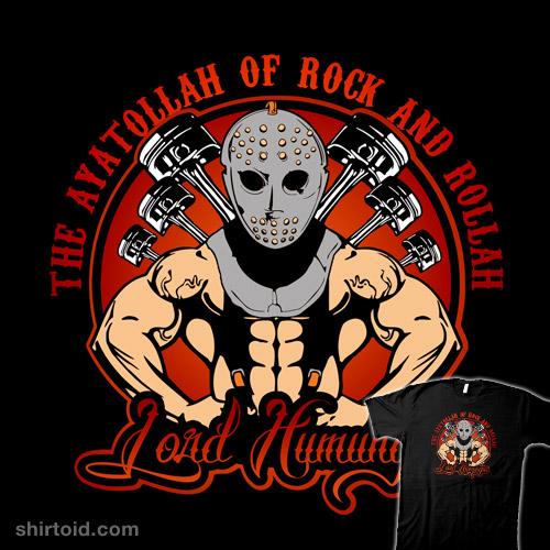 Lord Humungus – The Ayatollah of Rock and Rolla
