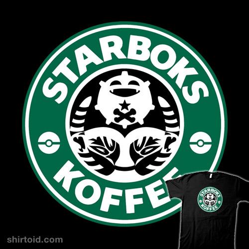 Starboks Koffee
