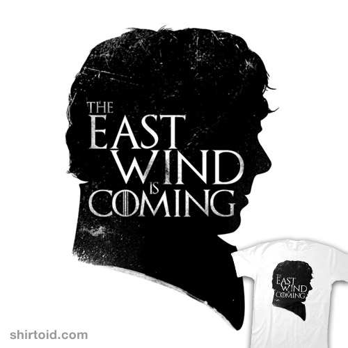 The East Wind Is Coming