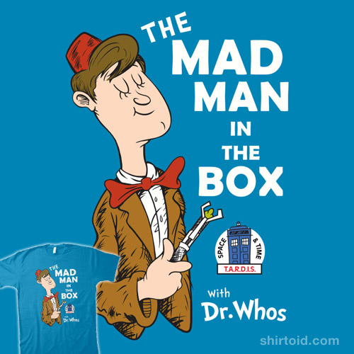 The Mad Man in the Box