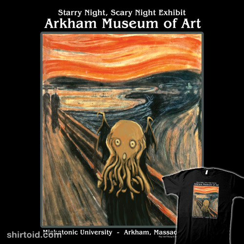 The Scream Cthulhu