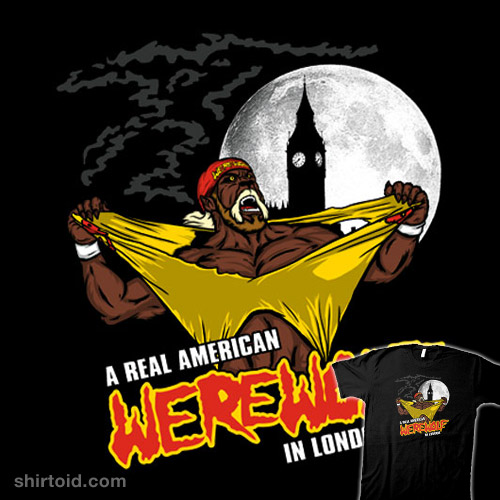 A Real American Werewolf (in London)